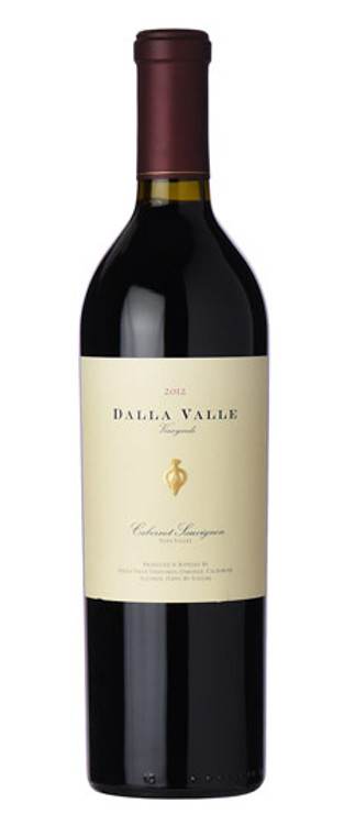 Dalla Valle Cabernet Sauvignon Napa Valley 2012 750ml