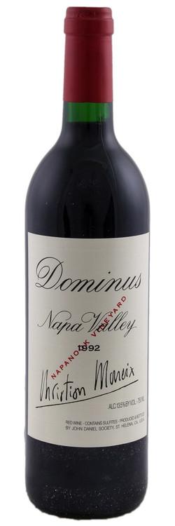 Dominus Estate Napa Valley 1992 750ml