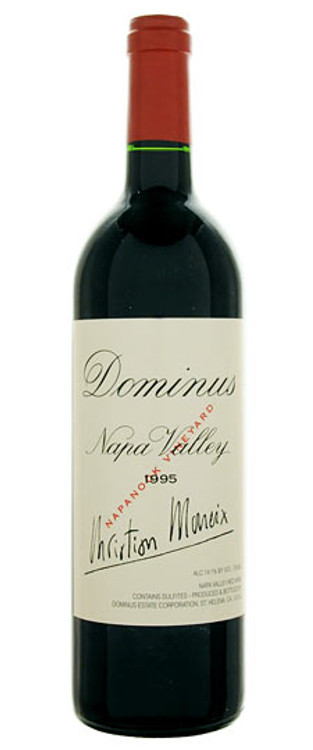 Dominus Estate Napa Valley 1995 750ml