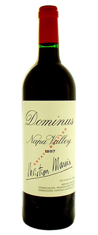 Dominus Estate Napa Valley 1997 750ml