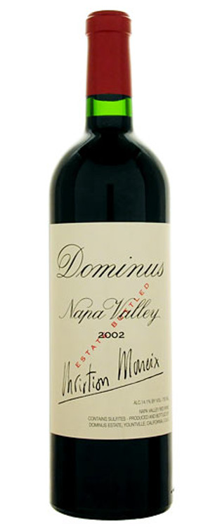 Dominus Estate Napa Valley 2002 750ml
