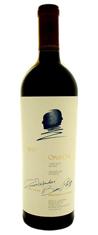 Opus One Napa Valley 1997 750ml