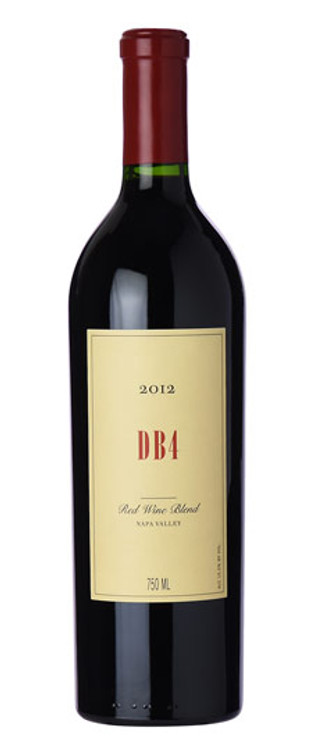 Bryant Family DB4 Cabernet Sauvignon Napa Valley 2007 750ml