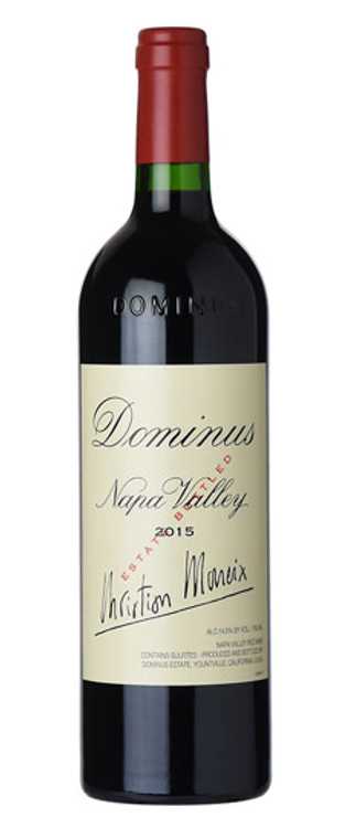 Dominus Estate Napa Valley 2015 750ml