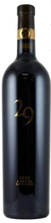 Vineyard 29 Cabernet Sauvignon Napa Valley 2003 750ml