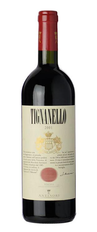 Antinori Tignanello 2001 750ml