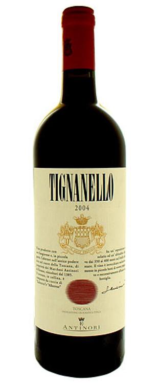 Antinori Tignanello 2004 750ml