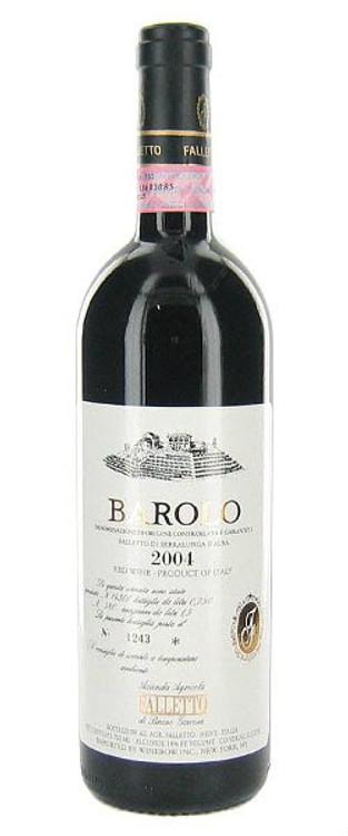 Bruno Giacosa Barolo Falletto di Serralunga d'Alba 2004 750ml