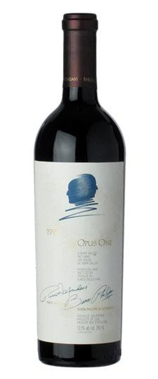 Opus One Napa Valley 1999 750ml