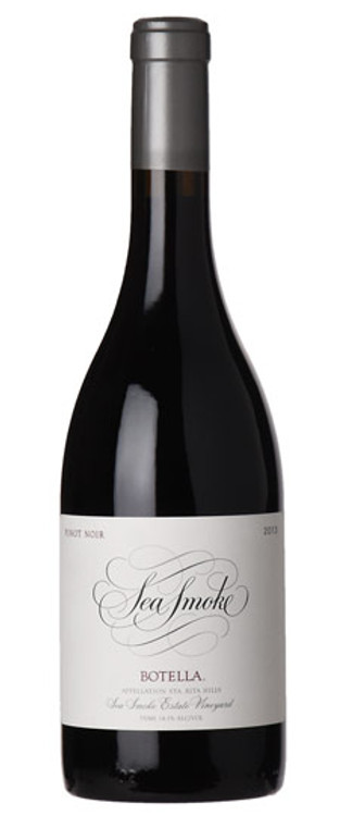 Sea Smoke Botella Pinot Noir Sta. Rita Hills 2006 750ml
