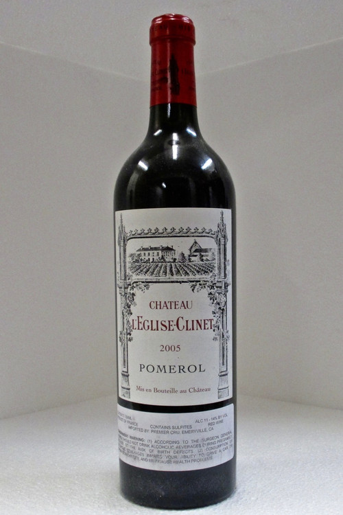 L'Eglise-Clinet 2005 750ml