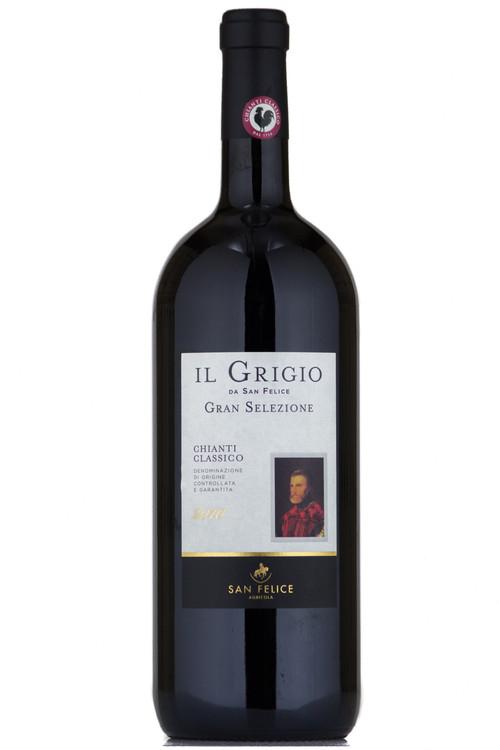 """San Felice Chianti Classico Gran Selezione """"Il Grigio da San Felice"""" 2010 1500ml"""