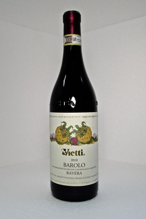 Vietti Barolo Ravera 2010 750ml