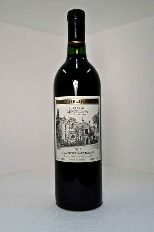 "Chateau Montelena ""The Montelena Estate"" Cabernet Sauvignon 2011 750ml"