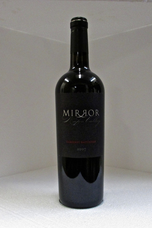 Mirror Wine Co Cabernet Sauvignon Napa Valley 2007 750ml