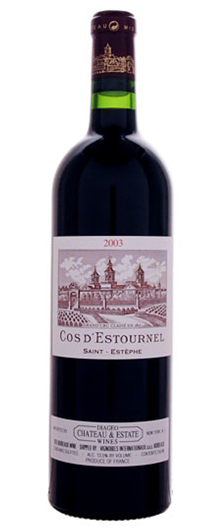 Cos d'Estournel 2003 750ml