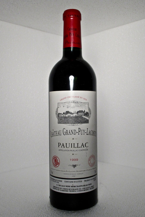 Grand Puy Lacoste  1999 750ml