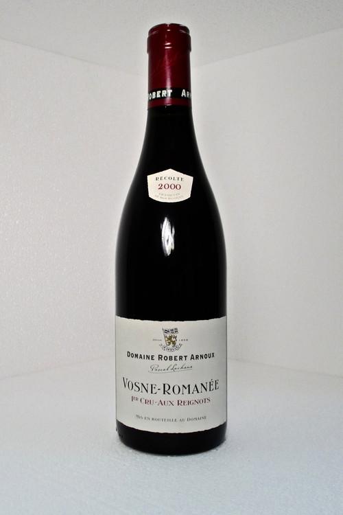 Domaine Robert Arnoux Vosne Romanee Aux Reignots 1er Cru 2000 750ml