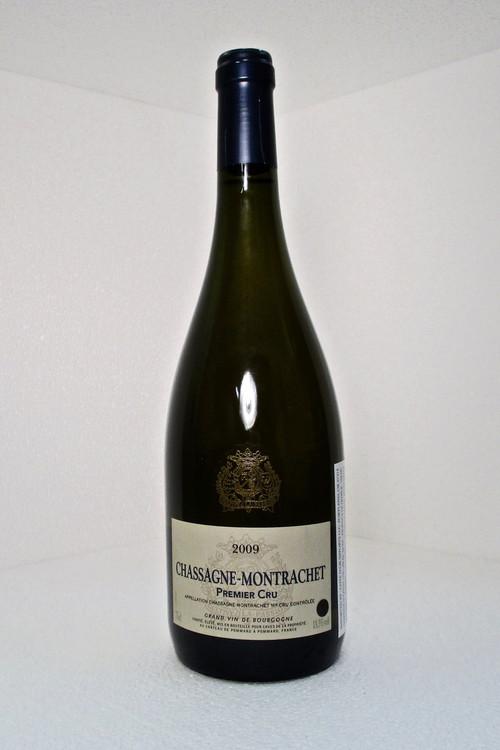 Chateau de Pommard Chassagne Montrachet 1er Cru 2009 750ml