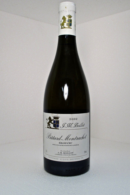 Domaine Jean-Marc Boillot Batard Montrachet Grand Cru 2002 750ml
