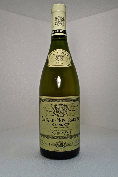 Maison Louis Jadot Batard Montrachet Grand Cru 2002 750ml