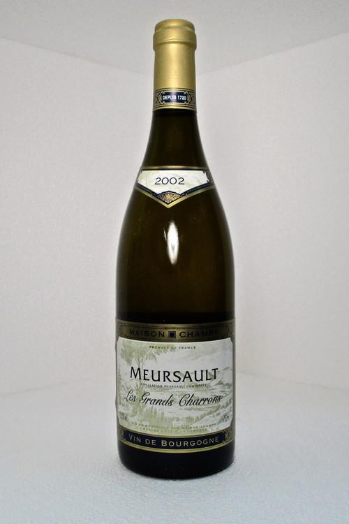 Maison Champy Meursault Les Grands Charrons 2002 750ml