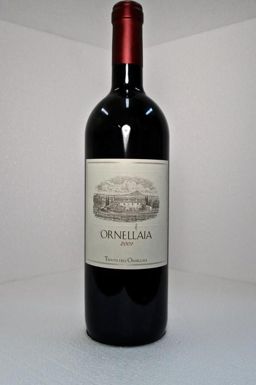 Ornellaia Bolgheri Superiore 2001 750ml