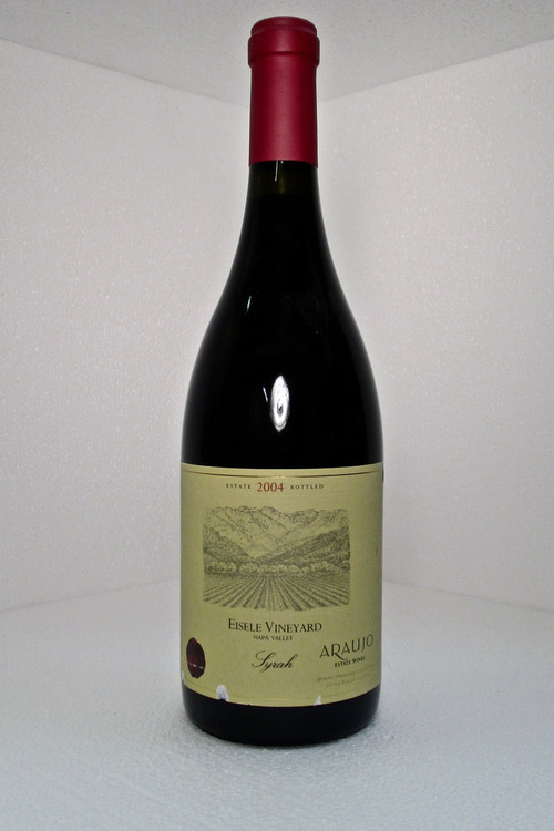 Araujo Estate Eisele Vineyard Syrah 2004 750ml