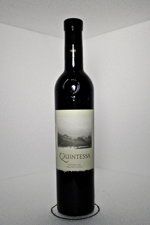 Quintessa 2001 375ml