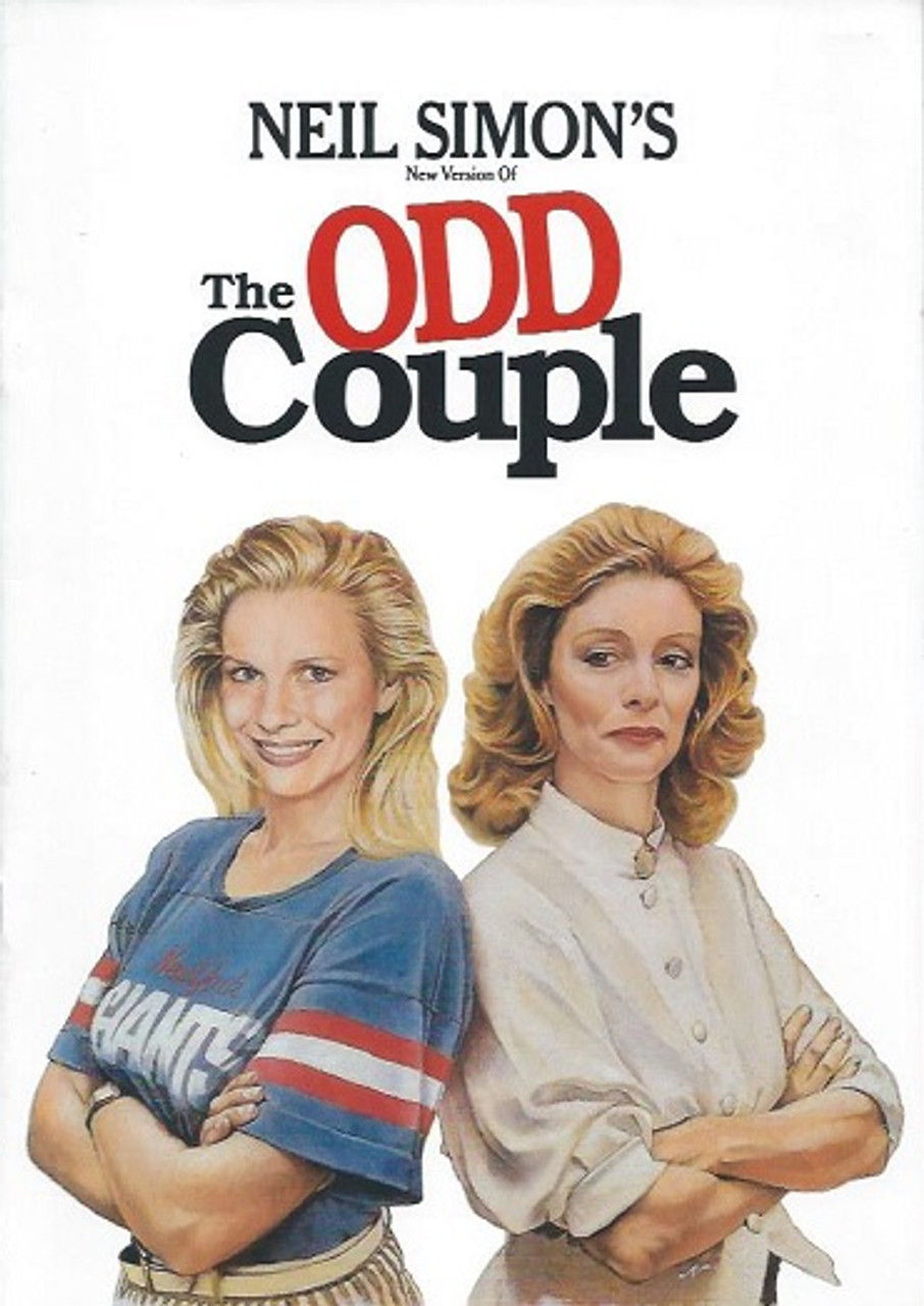 an analysis of the play the odd couple by neil simon Neil simon, the pioneering playwright who set a new tone in theatrical comedy with such shows as 'the odd couple' and captured the spirit of the middle-class american family with plays like 'lost.