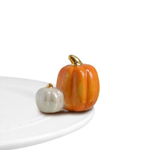 Nora Fleming Pumpkin Spice Mini A02