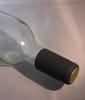Black PVC Shrink Capsules 30/Bag