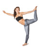 Stealth Ninja Tuya Leggings - Grey