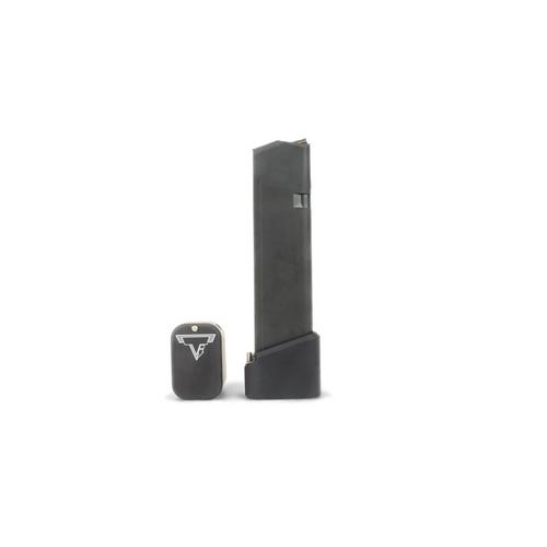 Taran Tactical Base Pad Kit for Standard Sized Glocks 9/40 + 5, GBP940