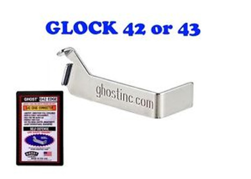 Ghost Edge Connector for Glock 42 & 43