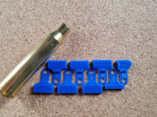 Complete set of index tabs for the Dillon reloading machines