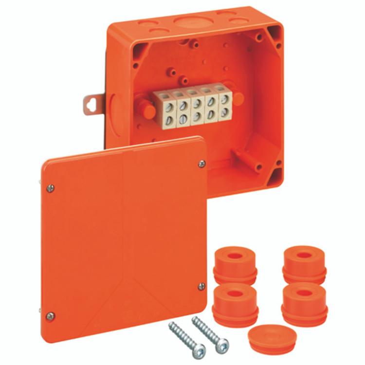 Spelsberg WKE 4 Fire Rated Junction Box c/w 5 x 16mm² Terminals