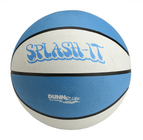"Regulation Clear Hoop  Ball  9"" dia - B170"