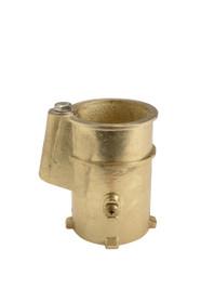 2 3/8in Brass Anchor