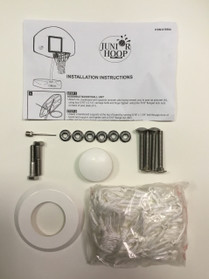 Junior Hoop Hardware Bag