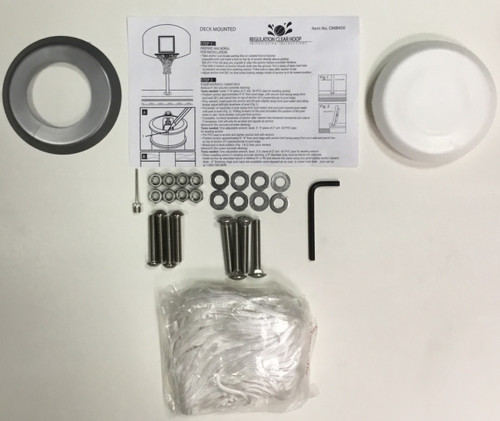 Regulation ClearHoop Hardware Bag