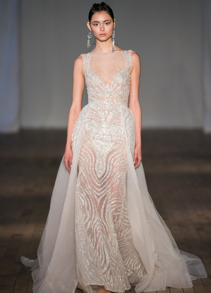 7 Wedding Dress Trends That Should Be on Your Radar (REPOST GLAMOUR)
