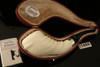 IMP Meerschaum Pipe - Eragny - Hand Carved in a fitted CASE i1468