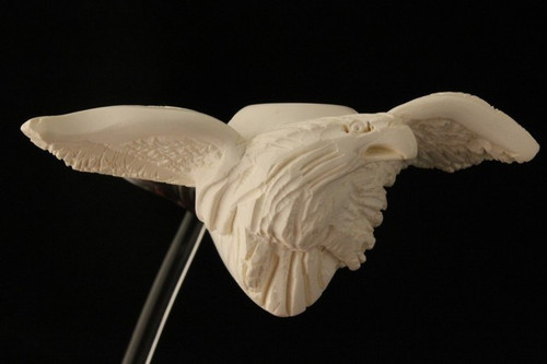 FLYING EAGLE Meerschaum Pipe Tobacco Smoking pipa 1272