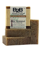This rich, beautiful bar is an extraordinary facial cleanser for normal, dry, and combination skin. You will love this smooth, silky soap for its ability to purify, tone, tighten, and revitalize your skin for a natural, healthy glow.