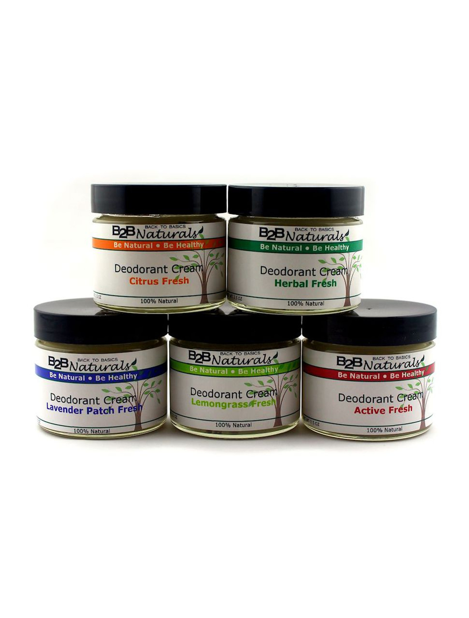 How To Make All Natural Organic Deodorant
