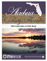 Alachua County Florida 2011 Plat Book