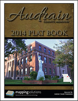 Audrain County Missouri 2014 Plat Book