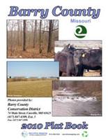 Barry County Missouri 2010 Plat Book