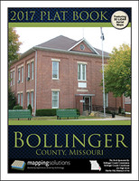 Bollinger County Missouri 2017 Plat Book